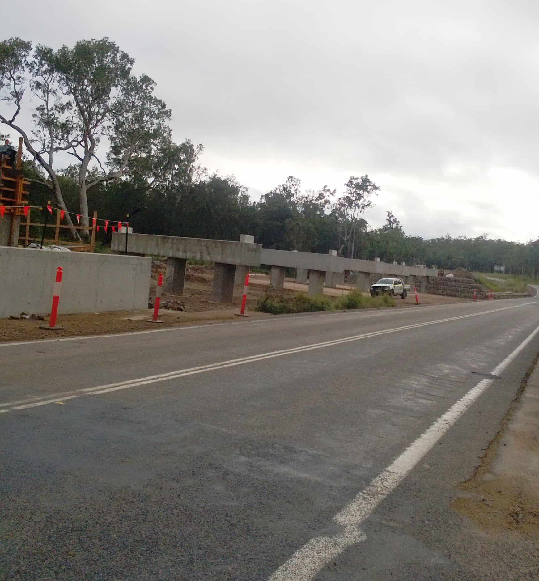 SES Mackay - Peak Downs Highway Project