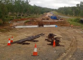 SES Mackay - Peak Downs Highway Project